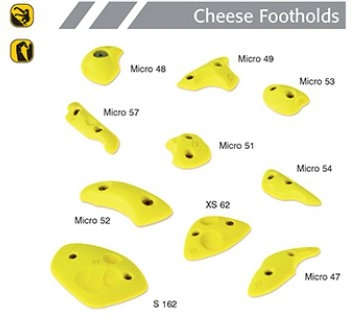 Cheese Footholds side 113