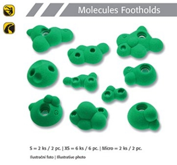 Molecules Footholds side 112