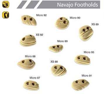 Navajo Footholds