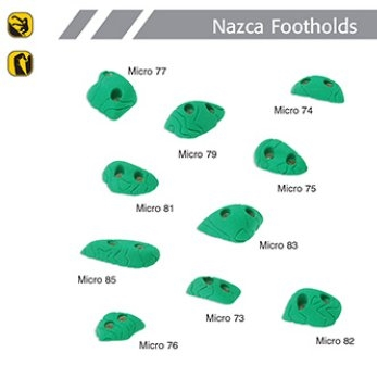 Nazca Footholds side 113