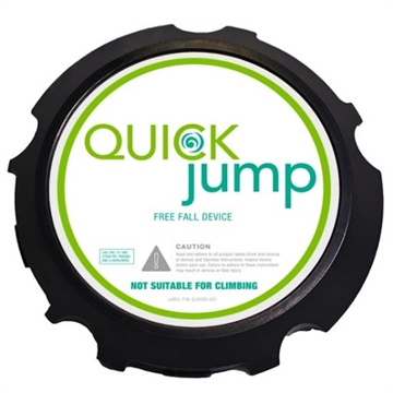 Keep your QUICKjump Free Fall looking newer, longer with a field-replaceable side cover assembly.